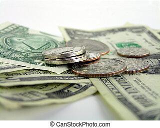 dinheiro, detalhe