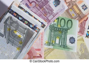 dinheiro, tapete