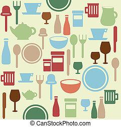 Dining pattern
