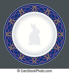 Dinner Plate Design