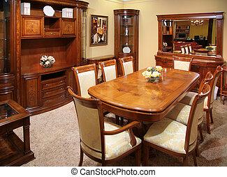 dinning room interior