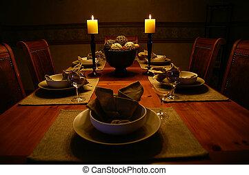 dinning, sala