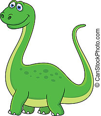 Dinosaur cartoon