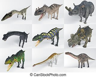 Dinosaur collection part two