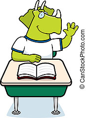 Dinosaur Student