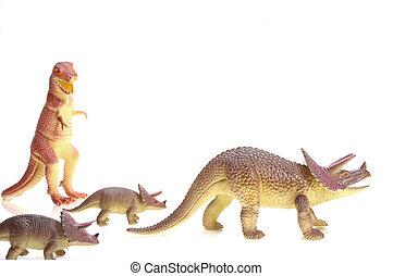 Dinosaur Threat.