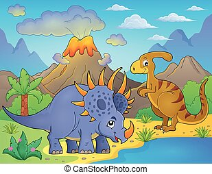 Dinosaur topic image 8