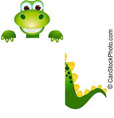 dinosaurierer, leerstelle