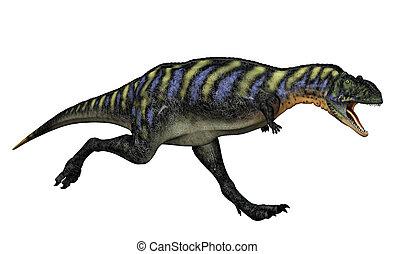 dinosaurio, carnívoro