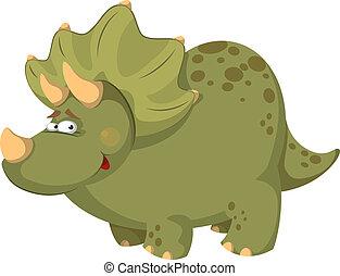 dinosauro, grasso