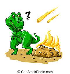 Dinosaurs extinction