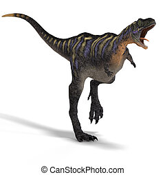dinosaurus, aucasaurus