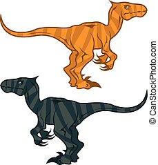 dinossauro, mal