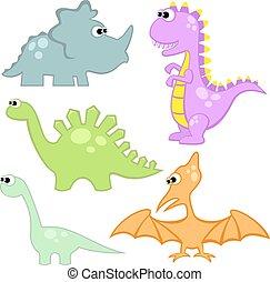 dinossauros, jogo
