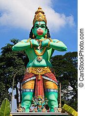 dio, scultura, indù