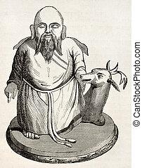 dio, tutelary