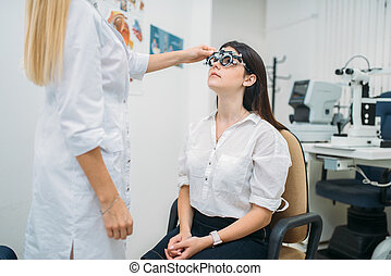 Diopter selection, glasses choice, eyesight test - Diopter ...