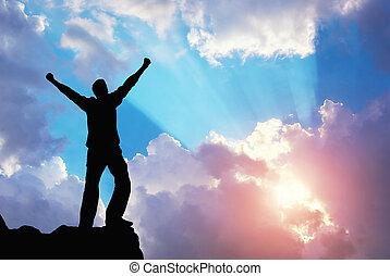 dios, adoración