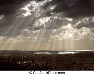 dios, luz
