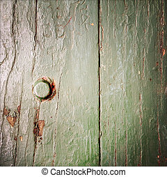 dipinto, legno