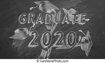 diplômé, 2020