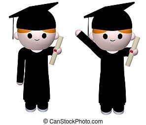 diplômé