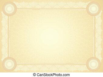 diploma, certificato