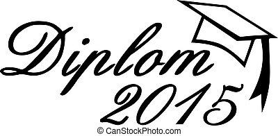 Diploma german 2015