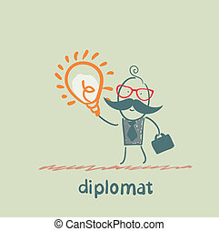 diplomat with a good idea