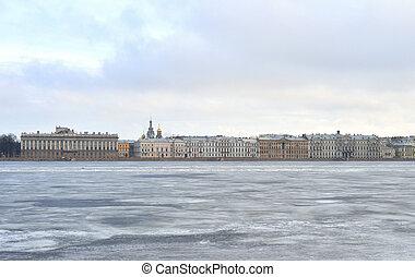 dique, Palácio, vista