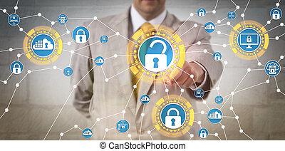 directeur corporation, réunion, sécurité données, règlements