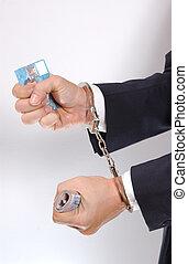 directeur, handcuffs