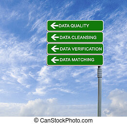 direction, à, données, qualité