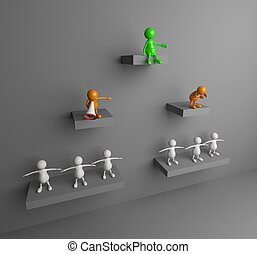 direction, 3d, gens