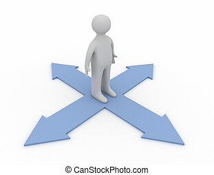 direction, concept