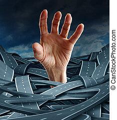 Direction Despair - Direction despair as a business concept...