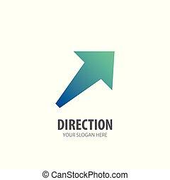 direction, logotype, simple, conception, logo, idée, business, company.