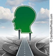 direction, stratégique