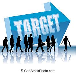 Direction - Target
