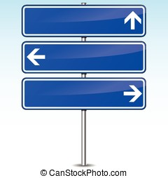 directions signs