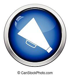 Director megaphone icon