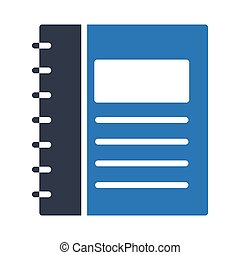 directory glyph color icon