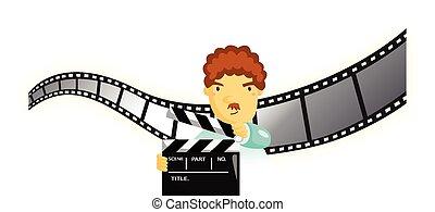 diretor, película