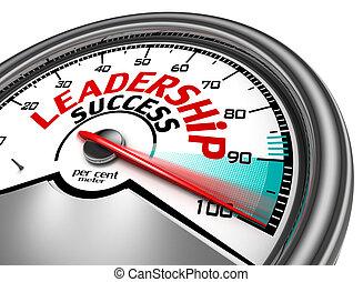 direzione, successo, concettuale, metro