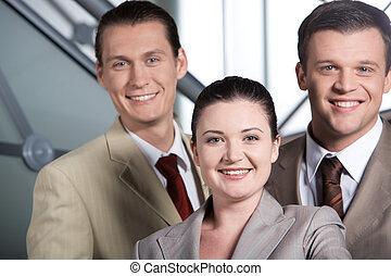 dirigeants, business