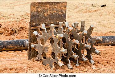 Dirt Pulverizer Equipment