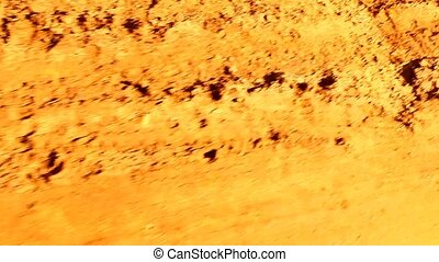 Dirt road Close-up