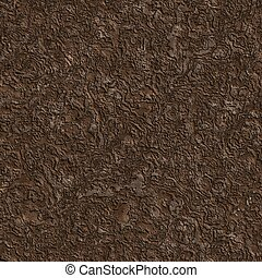 Dirt. Seamless texture.