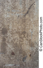 dirty brown beige gray factory concrete wall