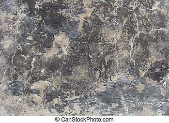 dirty gray beige worn cement wall